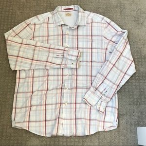Tommy Bajama Jeans Long Sleeve Button Up